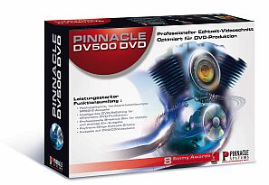 Pinnacle DV500 DVD (202261091)