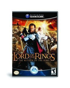 Lord of the Rings: Return of the King (English) (GC)