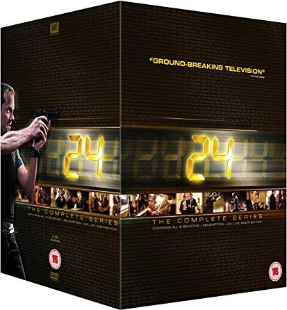24 Box (Season 1-8) (UK) -- via Amazon Partnerprogramm