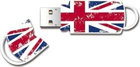 Integral Xpression Union Jack 32GB, USB-A 2.0 (INFD32GBXPRUNIONJ)