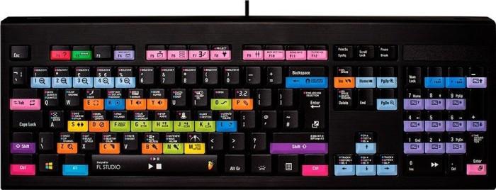 LogicKeyboard Astra Avid FL Studio, USB, UK (LKB-FLS-APBH-UK