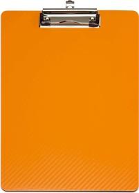 Maul Klemmbrett MAULflexx A4, Kunststoff, orange (2361043)
