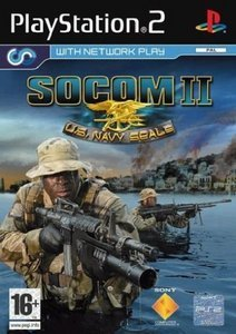SOCOM 2 - U.S. Navy Seals (inkl. Headset) (niemiecki) (PS2)