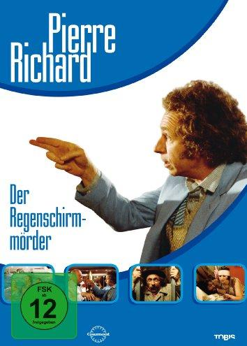 Der Regenschirmmörder -- via Amazon Partnerprogramm