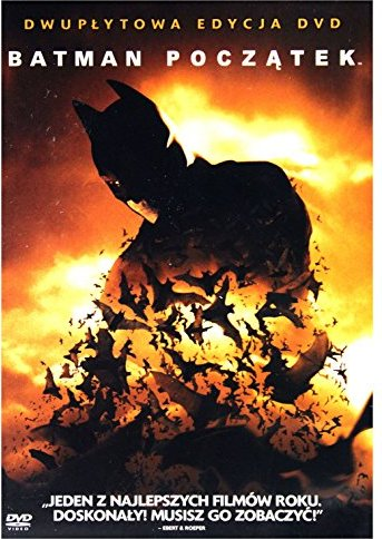 Batman Begins (Special Editions) (UK) -- via Amazon Partnerprogramm