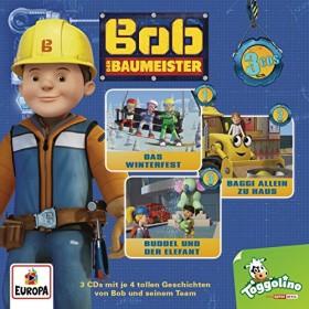 Bob der Baumeister - Die 3. Box