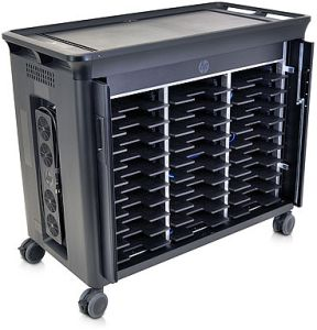 HP 30 notebook trolley (QL490AA)