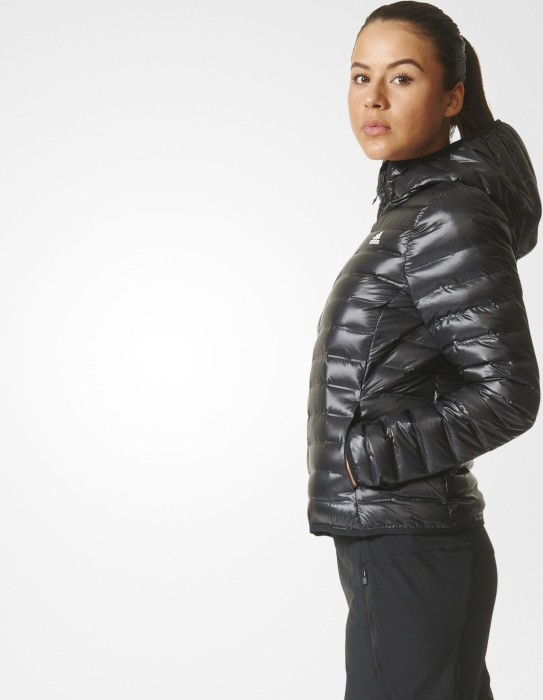 Adidas Varilite Hooded Daunenjacke Funktionsjacke Damen