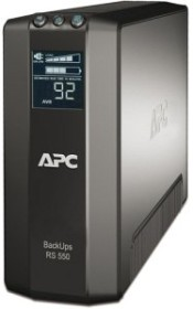 APC Back-UPS Pro 550VA, USB (BR550GI)