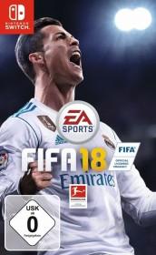 EA Sports FIFA Football 18 (Switch)