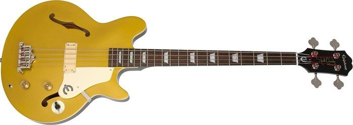 Epiphone Jack Casady Signature Bass (verschiedene Farben)