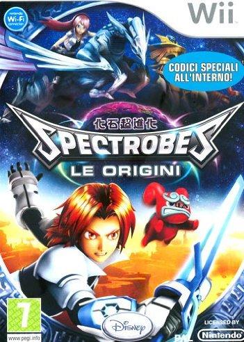 Spectrobes - der Ursprung (deutsch) (Wii) -- via Amazon Partnerprogramm