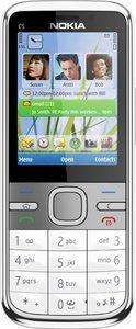 Nokia C5-00 weiß