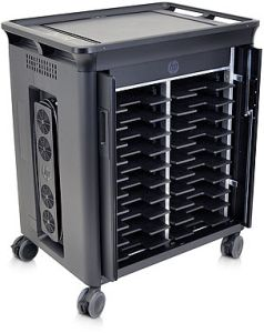 HP 20 notebook trolley (QL488AA)