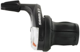SRAM X7 9-way twist shifter