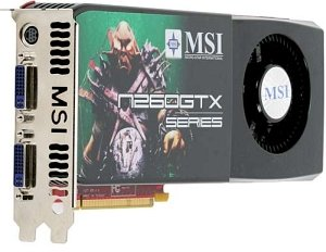 MSI N260GTX-T2D896-OC 216 55nm, GeForce GTX 260, 896MB DDR3, 2x DVI, TV-out, PCIe 2.0 (V801-497R/V801-498R)