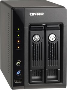 Qnap Turbo station TS-239 Pro II, 2x Gb LAN