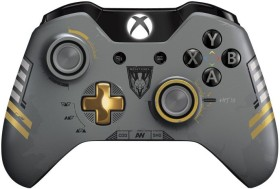 Microsoft Xbox One Wireless Controller Call of Duty: Advanced Warfare Limited Edition (Xbox One)