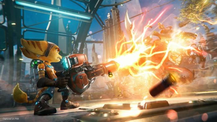Bild von Ratchet & Clank: Rift Apart (PS5)