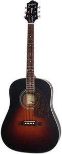 Epiphone AJ-500M western guitar (various colours)