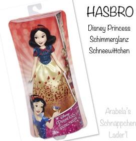 Hasbro Disney Prinzessin Schimmerglanz Schneewittchen (B5289)