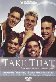 Take That - From Zeros to Heroes, the Early Years