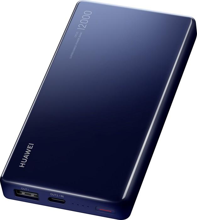 Huawei CP12S 40W Super Charge Power Bank blau (55030797)