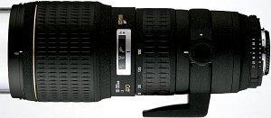 Sigma AF 100-300mm 4.0 EX APO IF für Sony/Konica Minolta schwarz (527934)