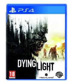 Dying Light - Steelbook Edition (PS4)