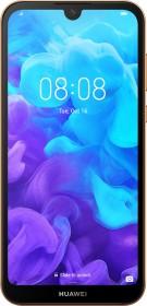 Huawei Y5 (2019) Single-SIM amber brown