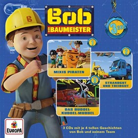 Bob der Baumeister - Die 5. Box