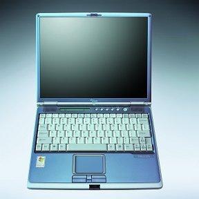 Fujitsu Lifebook S6120, Celeron M 1.30GHz