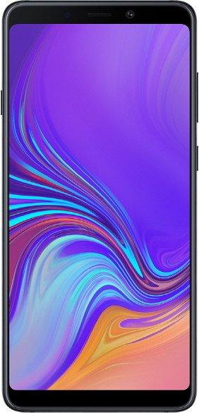 Samsung Galaxy A9 (2018) Duos A920F/DS schwarz (SM-A920FZKD)