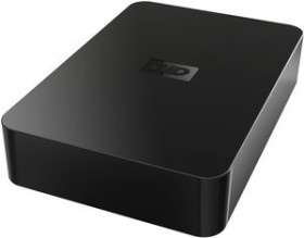 Western Digital WD Elements Desktop New schwarz 500GB, USB 2.0 (WDBAAU5000EBK)