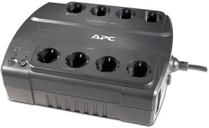 APC Back-UPS ES 700VA power strip, USB (BE700G-GR)