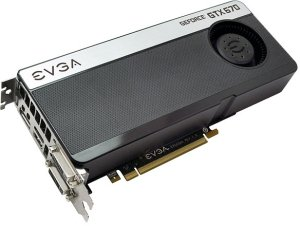 EVGA GeForce GTX 670, 2GB GDDR5, 2x DVI, HDMI, DisplayPort (02G-P4-2670)