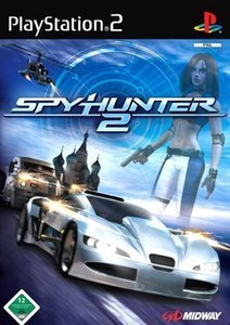 Spy Hunter 2 (niemiecki) (PS2)