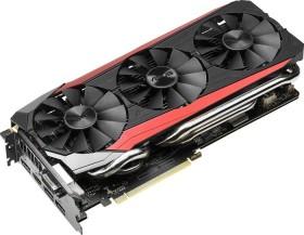 ASUS Strix GeForce GTX 980 Ti OC, STRIX-GTX980TI-DC3OC-6GD5-GAMING, 6GB GDDR5, DVI, HDMI, 3x DP (90YV08J0-M0NA00/90YV08J0-M0NM00)