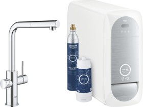 Grohe Blue Home Starter Kit L-Auslauf chrom (31539000)