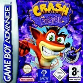 Crash Bandicoot Fusion (GBA)