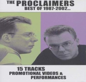 The Proclaimers - Best of 1987-2002 (DVD)
