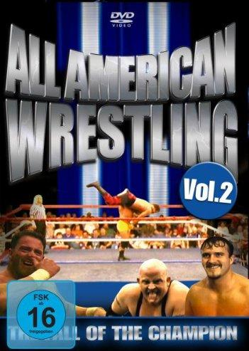 All American Wrestling Vol. 2: The Fall Of The Champion -- via Amazon Partnerprogramm