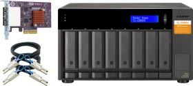 QNAP Expansion Unit TL-D800S, 2x mini-SAS