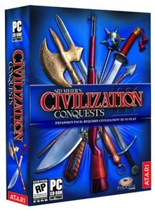 Civilization 3: Conquests (angielski) (PC)