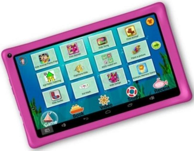 """AXXO Tablet für Kinder 10"""", rosa (ST-215)"""
