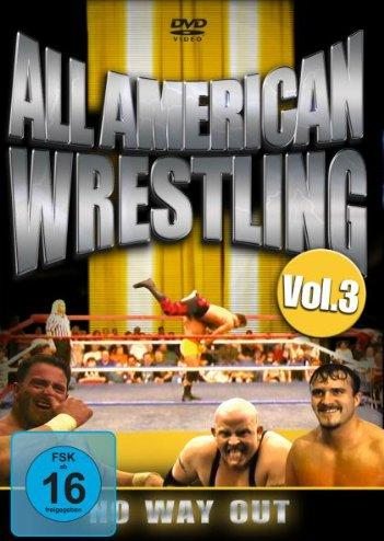 All American Wrestling Vol. 3: No Way Out -- via Amazon Partnerprogramm