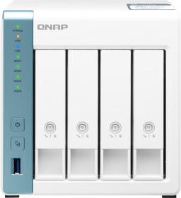 QNAP Turbo station TS-431P3-2G, 1x 2.5GBase-T, 1x Gb LAN