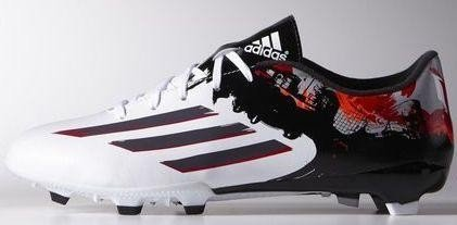 separation shoes 27ed3 365be adidas Messi 10.3 FG ftwr white granite scarlet (men) (B23766)