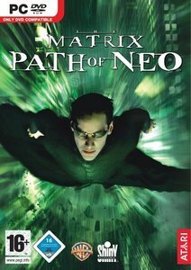 The matrix: The Path of Neo (German) (PC)
