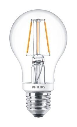 Philips Classic LEDbulb D E27 4.5-40W/827 A60 (575451-00)